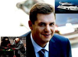 Круиз за 4 млн на яхте — нардепу, крысы и палки — избирателям. Двойная жизнь Александра Третьякова
