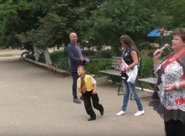 В ЛНР используют детей для нужд пропагандиста Грэма Филлипса