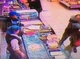 Отправил на «тот свет» в очереди за пиццой. В киевском супермаркете мужчину убили с одного удара