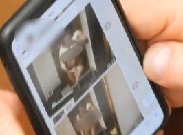 Нардеп Кива снова в перерывах между голосованием рассматривал интимные фото (Видео)